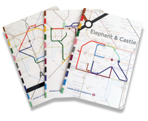 Set Of 3 Note Books - Only £9.99