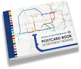 Postcard Book - Out Of Stock
